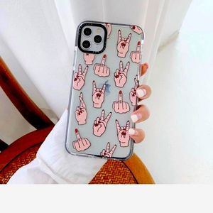 NEW iPhone 11 Pro Fingers Case